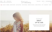 Smallable家庭概念店:设计师童装及家居装饰