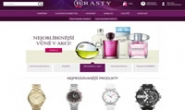 BRASTY捷克:购买香水、化妆品、手袋和手表
