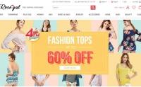 男女时尚与复古风格在线购物:RoseGal(全球免费送货)