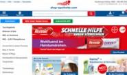 德国著名廉价网上药店:Shop-Apotheke