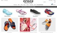 Crocs美国官方网站:卡骆驰洞洞鞋