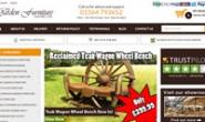 英国花园家具中心:Garden Furniture Centre