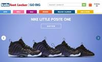 美国儿童运动鞋和服装零售商:Kids Foot Locker
