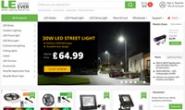英国LED灯泡和LED灯商店:Lighting Ever