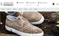 荷兰多品牌网上鞋店:Stoute Schoenen