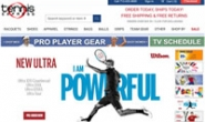 美国专业网球器材销售网站:Tennis Express