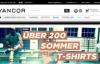 德国男士街头服装网上商店:Yancor