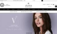 英国著名的小众美容品牌网站:Alyaka