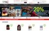 巴西食品补充剂在线零售商:Músculos na Web