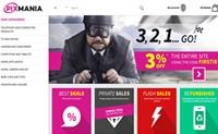 Pixmania爱尔兰:在线IT设备,HiFi和家居用品