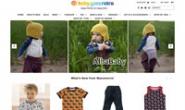 复古斯堪的纳维亚儿童服装:Baby go Retro