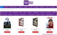 马来西亚第二大网上书店:Bookcafe.com.my