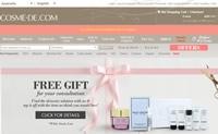 Cosme.De澳大利亚:国际网上护肤美容产品零售网站