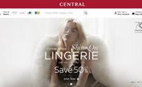 泰国中央百货购物网站:Central Online