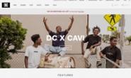 DC Shoes官网:美国滑板鞋和服饰品牌