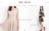 马来西亚在线时尚女装商店:KEI MAG