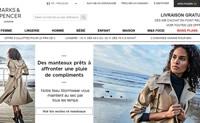 马莎百货法国:Marks & Spencer法国