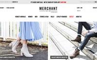 新西兰领先的鞋类和靴子网上商城:Merchant1948