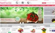 南非最大的花卉和送礼服务:NetFlorist