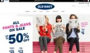Old Navy加拿大官网:美式休闲服饰品牌