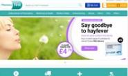 英国领先的在线药房:Pharmacy First