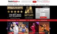 伦敦西区剧院门票:Theatre People