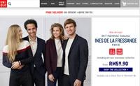 优衣库马来西亚官方网站:UNIQLO马来西亚