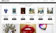 网络艺术零售业的先驱者:artrepublic