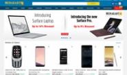 阿联酋电子产品购物网站:Menakart