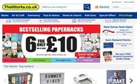 英国顶级家庭折扣店:The Works