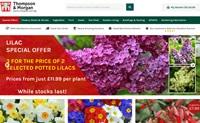 英国最大的邮寄种子和植物公司:Thompson & Morgan