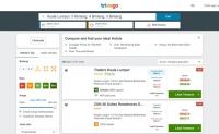 trivago马来西亚:世界最大的酒店价格比较网站