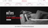 印度在线内衣和时尚目的地:Zivame