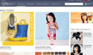 美国一家主打母婴用品的团购网站:zulily