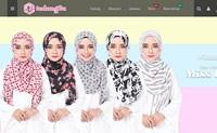 马来头巾网上商店:Tudung2u