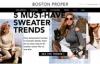 Boston Proper官网:美国女装品牌