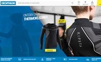 迪卡侬荷兰官网:Decathlon荷兰