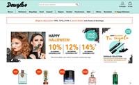 西班牙香水和化妆品网上商店:Douglas