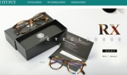 美国网上眼镜供应商:LEOTONY(眼镜、RX太阳镜和太阳镜)
