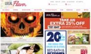 美国本地交易和折扣网站:LocalFlavor.com