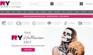澳大利亚最大的护发和护肤品购物网站:RY
