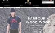 英国男士时尚购物网站:Stuarts London