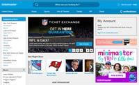 美国演唱会和体育门票网站:Ticketmaster美国
