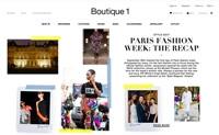 阿联酋奢侈时尚零售商:Boutique 1