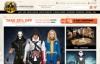 美国万圣节服装、配件和动画产品网站:Spirit Halloween