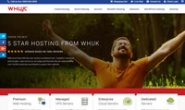 英国网络托管和域名领导者:Web Hosting UK