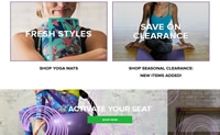 美国瑜伽品牌:Gaiam