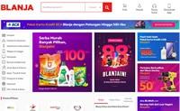 印尼电信和eBay合资的购物网站: BLANJA