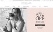 澳大利亚连衣裙和女装在线:Esther