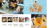 美国益智玩具购物网站:Fat Brain Toys